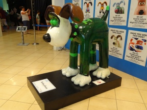 The Green Gromit