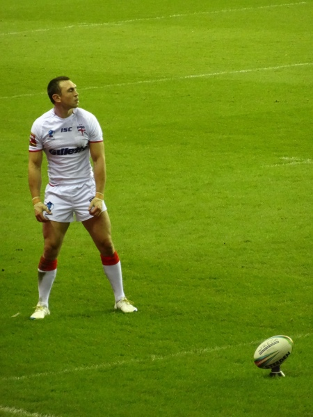 Kevin Sinfield.