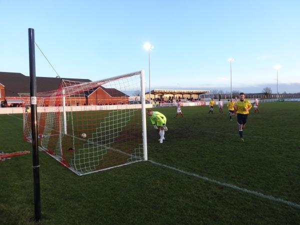 Penalty, 1-3.